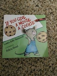 #11 if u give a mouse a cookie Portage, 46368