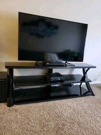 TV glass stand (65 inch) Happy Valley, 97086