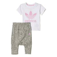 ADIDAS ORIGINALS KIDS' T-SHIRT SET (Toddlers 12 Months), $40 New Houston, 77038