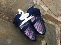 Koala Kids girl navy shoes, size 8 Washington, 20012