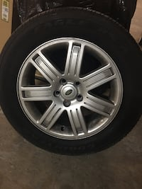 Land Rover rings & tires Brownsville, 78526