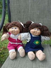 two Cabbage Patch Kids dolls Dade City, 33523