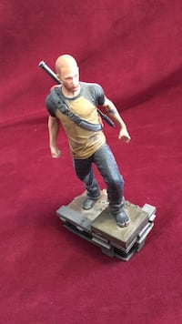 InFAMOUS 2 Cole Macgrath Hero Action Figure PlayStation 3