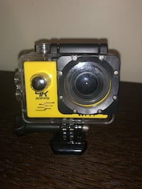 4K GoPro type camera waterproof  Fairfax, 22031