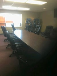 16 foot conference table and chairs Washington, 20528