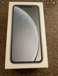 New Unlocked iPhone XR White Swap/Trade For Samsung S10 or S10+