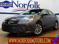 2016 Toyota Camry Hybrid Commerce City, 80022