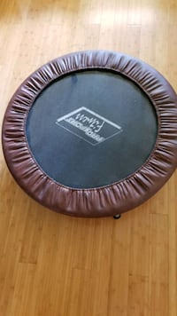 Exercise  trampoline Bartlett, 38135