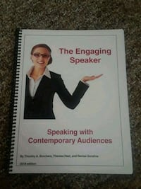College Textbook - willing to negotiate