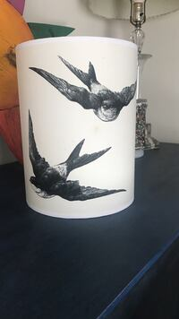 Bird lampshade Knoxville, 21758