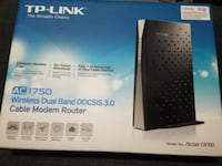 TP Link 2 in 1 WiFi modem and router  Irving, 75062