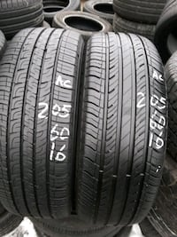 205/60-16 #2 tires