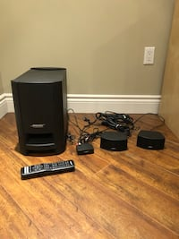 Bose Cinemate GS Home Theatre System
