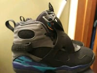Air Jordan 8 Retro BG Washington, 20020