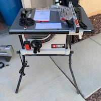 Porter Cable Table Saw Las Vegas, 89129