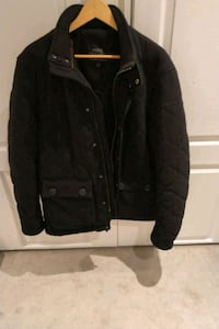 mens black jacket Beaconsfield, H9W