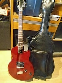 electronic guitar + new strings Vancouver, V6A 0A7