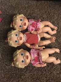 baby Alive Dolls, Doggie Daycare, American girl, Strawberry Shortcake