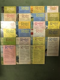 Revistas antiguas readers digest Las Rozas de Madrid, 28290