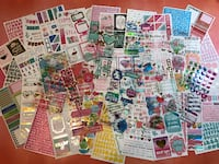 New Recollections Planner Sticker Packs Aiea