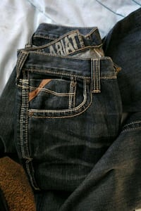 Ariat Slim Staight Jeans  Portland, 78374