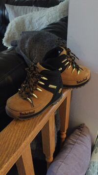 Size 7 Kids Timberland Boots  Guelph, N1E 7H6