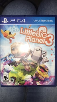 PS4 Little Big Planet 3 Fort Worth, 76052