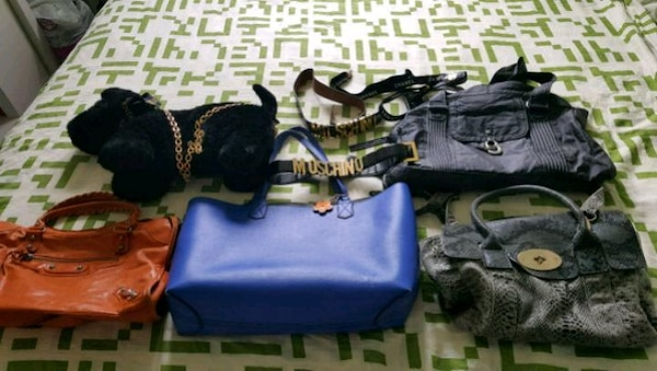 Used 5 nice cool looking bags for sale in Queens - letgo 8434057c249a8