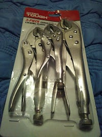 Hyper Tough 3-piece locking pliers window box Norfolk, 23513