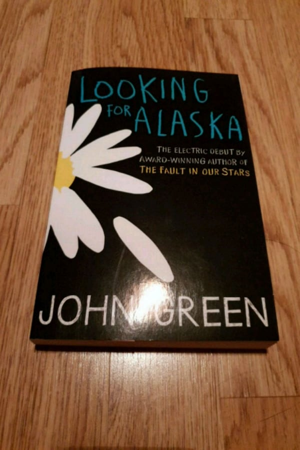 Looking for Alaska av John Green ec57bb90-479c-47d8-9cc1-80f9b964df1f
