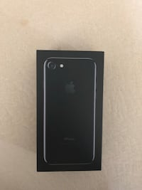 iPhone 7 128 GB Jet Black