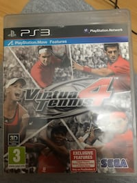Virtua Tennis 4 - PS3 Oyun.