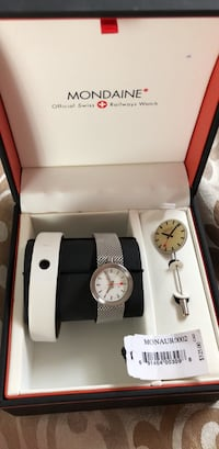 Mondaine watch Swiss railways  Mississauga, L4Y