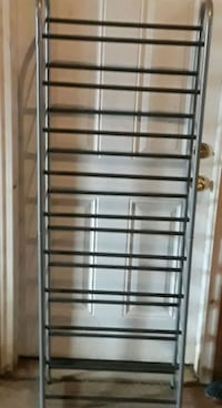 Used 10 tier shoe Rack Lawrenceville