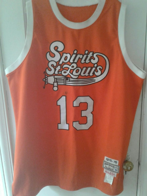 c6572b42613 Used St. Louis Spirits Mitchell & Ness throwback for sale in Detroit ...