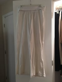 Old Navy white linen pants  Cameron, 28326