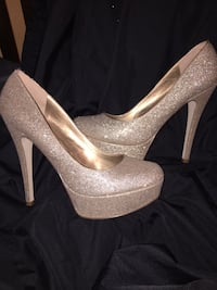Prom shoes 1167 km