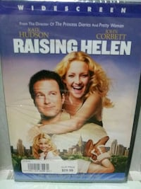 Raising Helen dvd  Baltimore