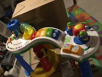 baby's multicolored activity center Barrie, L4M 6W7
