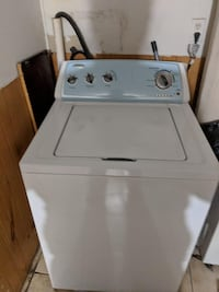 Whirlpool washer and dryer WASHINGTON