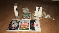Nintendo wii console with controller and games Kitchener, N2E 1E3