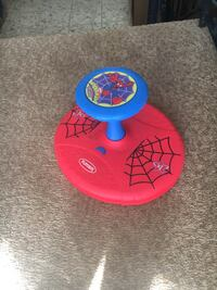 Spider-Man sit n spin