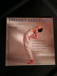 Instant Stretches For Stress Relief Book Charleston, 29414