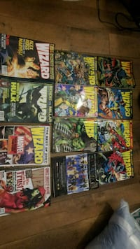 assorted Marvel comic book collection Richlands, 24641