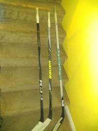 Adult hockey sticks(right handed) Spruce Grove, T7X 0A7