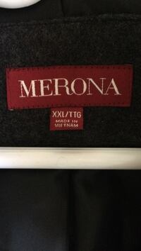 Xxl merona made in vietnam product label Victoria, V9A 2N9