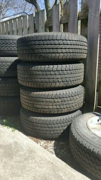 Tires 4 sale 245/65/17 Cambridge, N3H 5E6