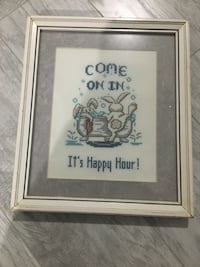 Come on in it's happy hour ! Wall Art  536 km