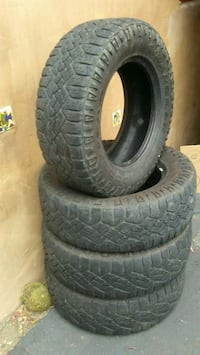 Used Goodyear 18 inch tires. Lightly used Carmel-by-the-Sea, 93923
