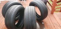 Four Bridge Stone Tires used Oxon Hill, 20745
